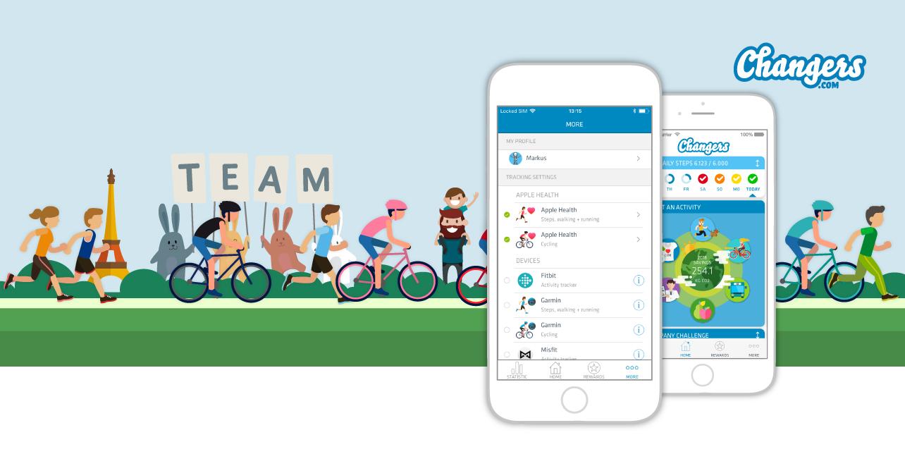 Die besten Schrittzähler, Fitness-Tracker und Fitness Apps für die Global Challenge